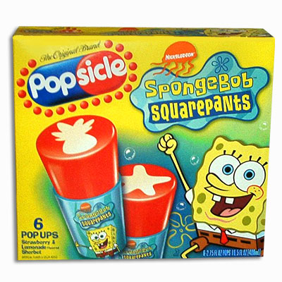 spongebob-popsicle