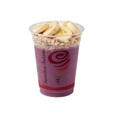No. 3 Berry Topper Ideal Meal (Jamba Juice)