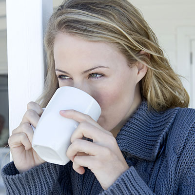 sipping-tea-woman