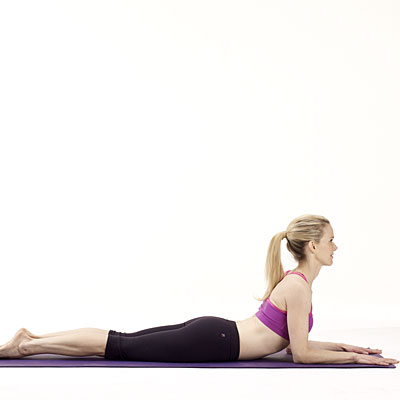 Magic Yoga Move: Slim, Strong Arms