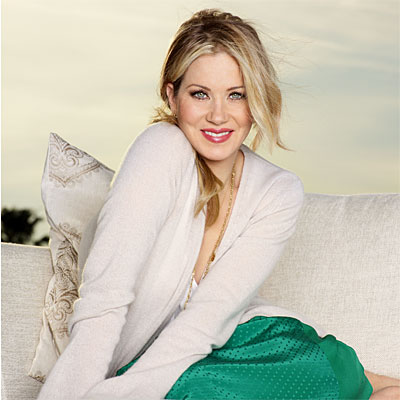 Christina Applegate's Grateful, Grounded, Gorgeous Life