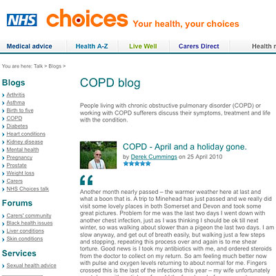 The COPD Bloggers