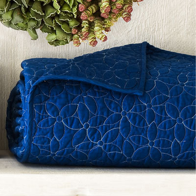 Amy Butler Design blue kyoto quilt