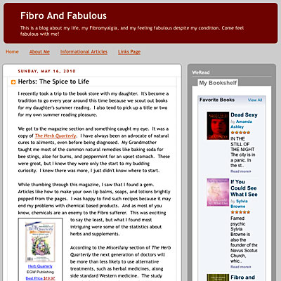 Fibro and Fabulous