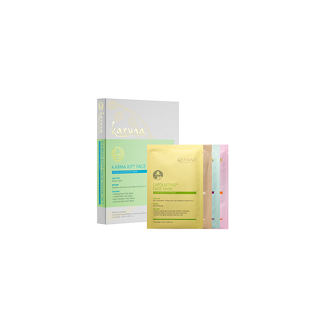 Karuna Karma Kit + Face Mask Set