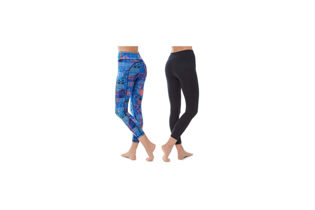 Sweaty Betty Chandrasana 7/8 Reversible Leggings
