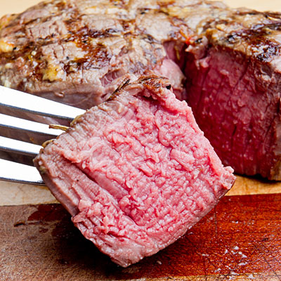 Say yes to steak