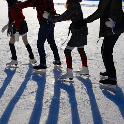 ice-skating-group