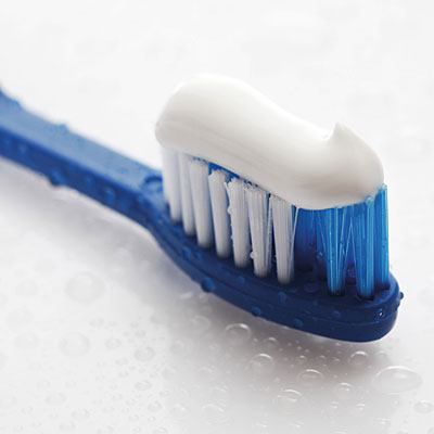 Whitening toothpastes and strips