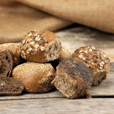 Choose multigrain rolls or bread