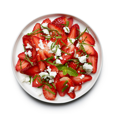 Strawberry Feta Salad