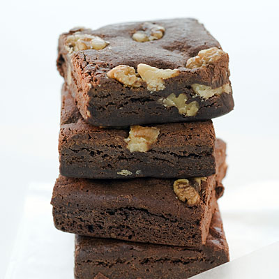 walnuts-brownies