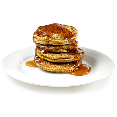 Bethenny's Spiced Pumpkin Pancakes