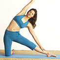 Magic Yoga Move: Say Good-Bye to Love Handles
