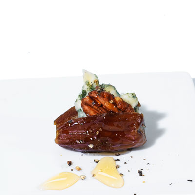 Salty: Blue Cheese-Stuffed Dates