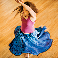 Dancing Queens: The Contra Dancer