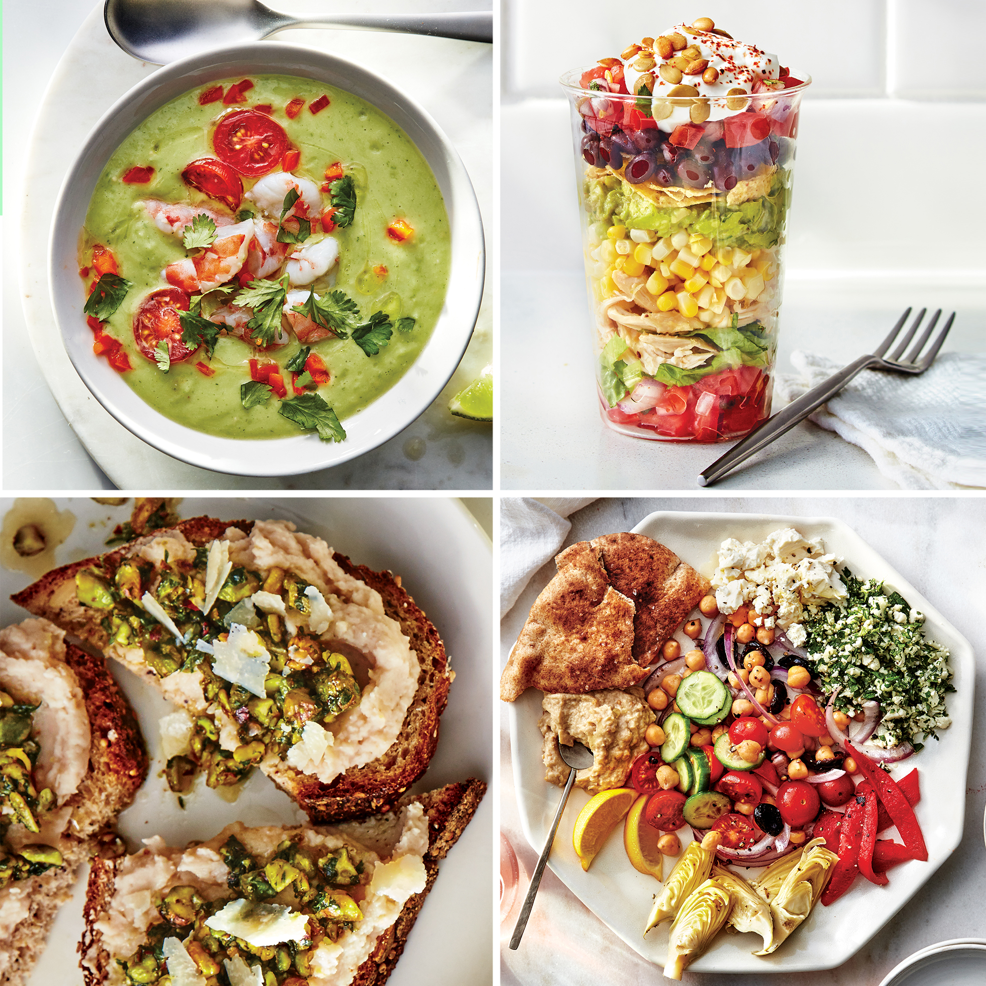 13 Simple Summer Dinners