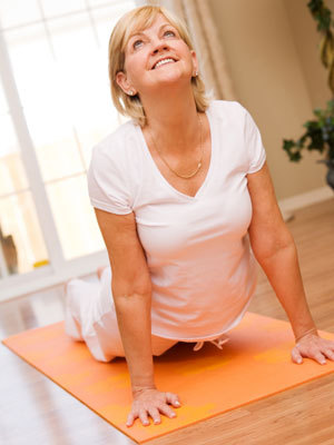 Soothing Moves for the Menopause Blues
