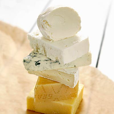 43 Low-Fat Cheese Recipes