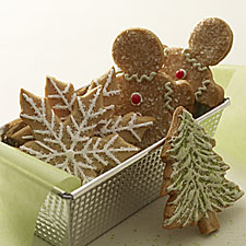 6 Holiday Cookies: Low-Cal Sugar Cookies That are Fun to Make and Eat