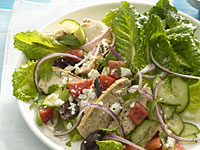 Healthy Salads: Try This Protein-Packed Greek Salad