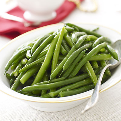 Green Beans With Citrus Vinaigrette