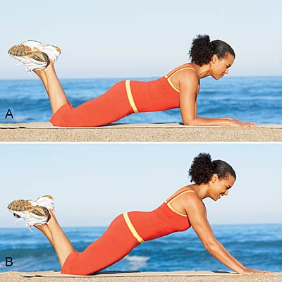 triceps-push-up