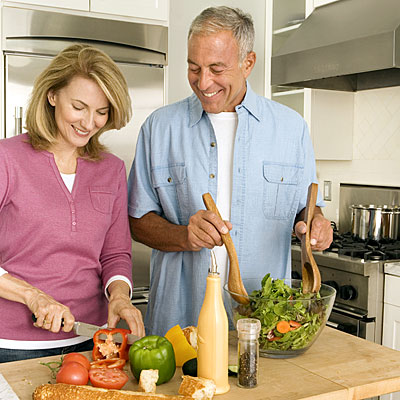 Healthy Eating Tips for People with COPD
