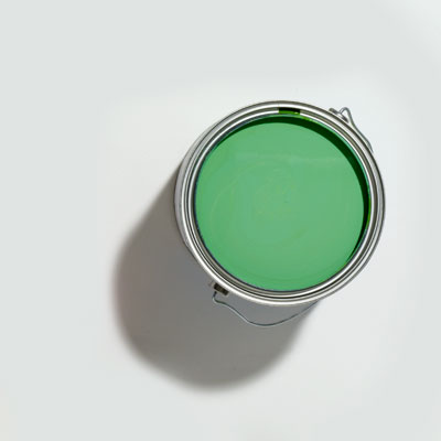 Paint: Benjamin Moore Natura Interior Waterborne Paint