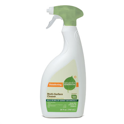 All-Purpose Cleaner: Seventh Generation Disinfecting Multi-Surface Cleaner