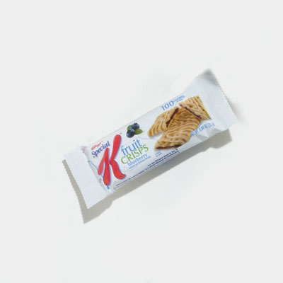 100-Calorie Pack: Special K Blueberry Fruit Crisps