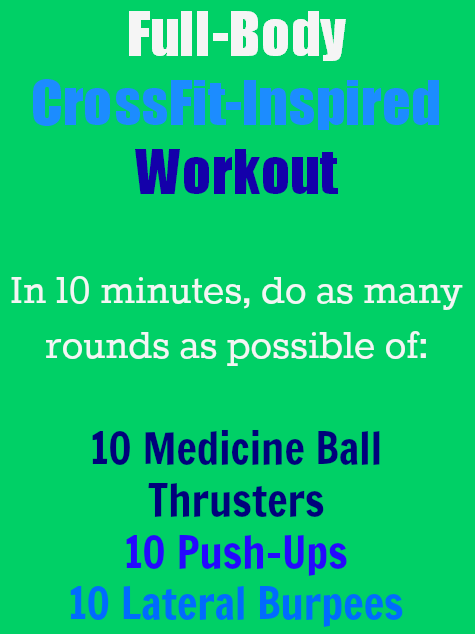 5 calorie torching crossfit workouts to try health