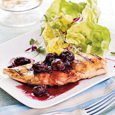 chicken-cherry-sauce