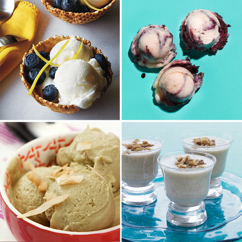 11 Healthy Homemade Ice Cream Recipes