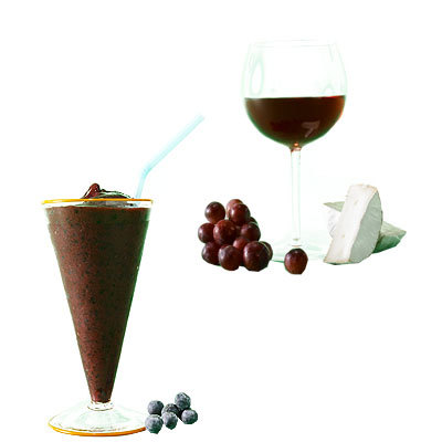 smoothie-wine