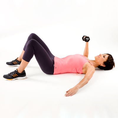 Upper Body: Chest-Press Drive