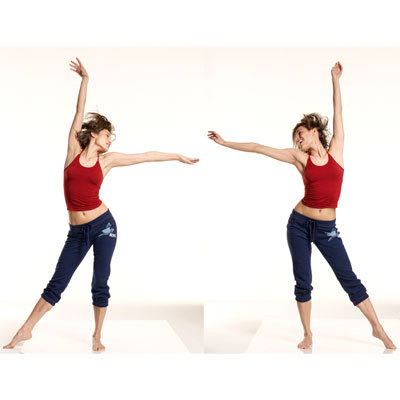Dance Your Way to Toner Abs and Legs