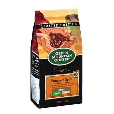 Best Black Coffee: Green Mountain Pumpkin Spice Coffee