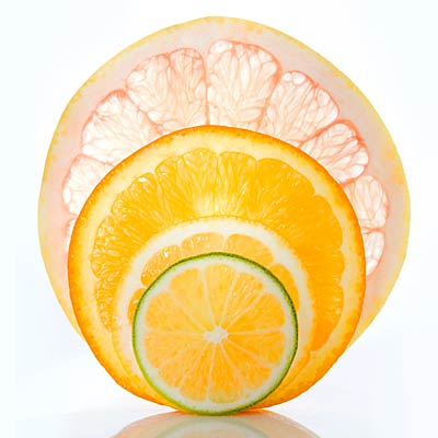 Eat citrus every day
