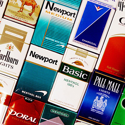 Marlboro cigarette for sale in the USA