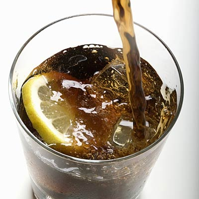 Ditch the diet cola