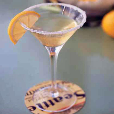 Lemon Drop Liqueur