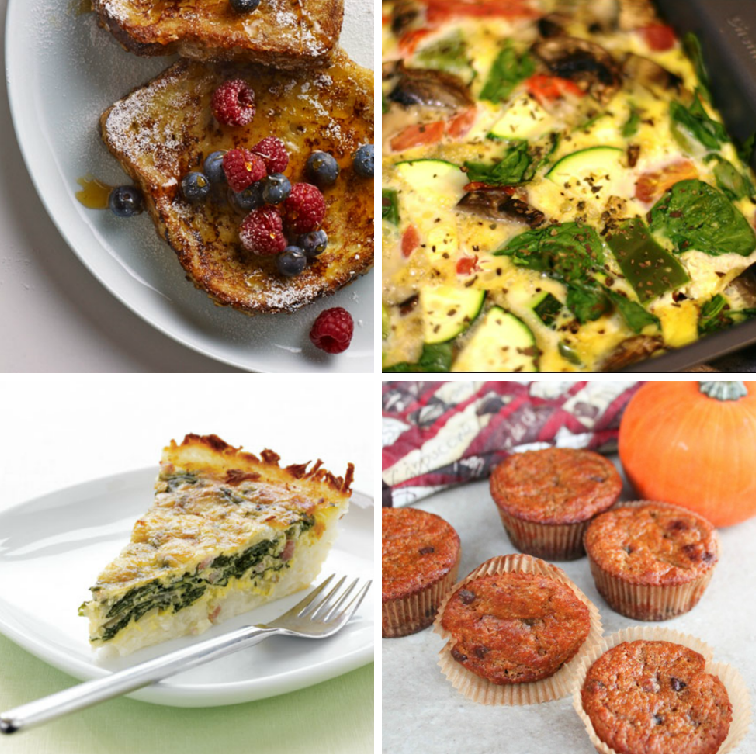 6 healthy breakfast ideas for christmas morning