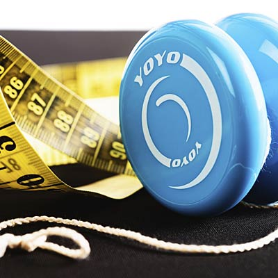 Never yo-yo diet