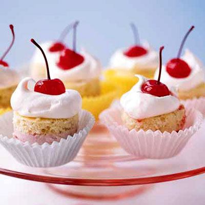 Mini Ice-Cream Cakes