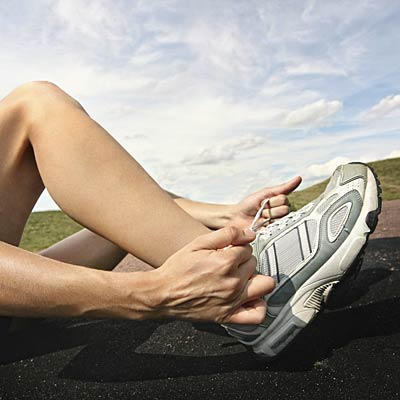 Myth: Running is bad for your knees.