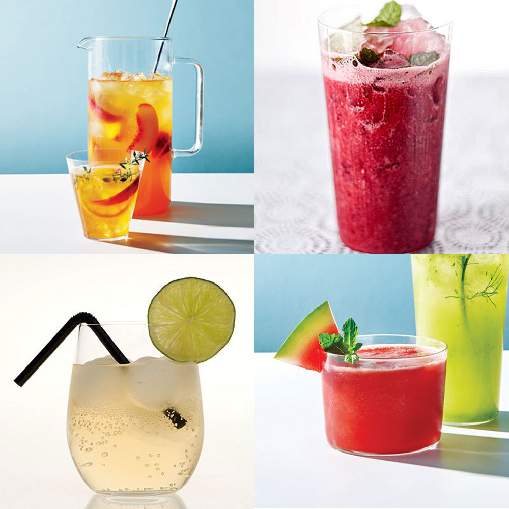 <p>Summer drink recipes</p>