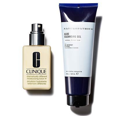 All of a sudden, my skin's oily. What's going on?