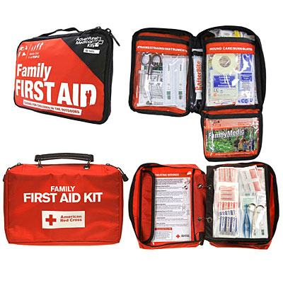 Ready-made first aid kit