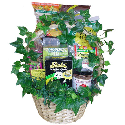 Get-well basket